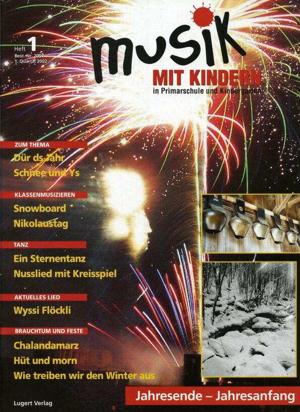 Ausgabe Nr. 01 – Jahresende – Jahresanfang