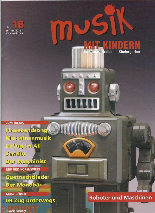 Ausgabe Nr. 18 – Roboter und Maschinen