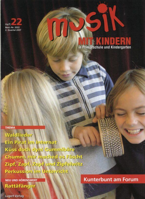 Ausgabe Nr. 22 – Kunterbunt am Forum