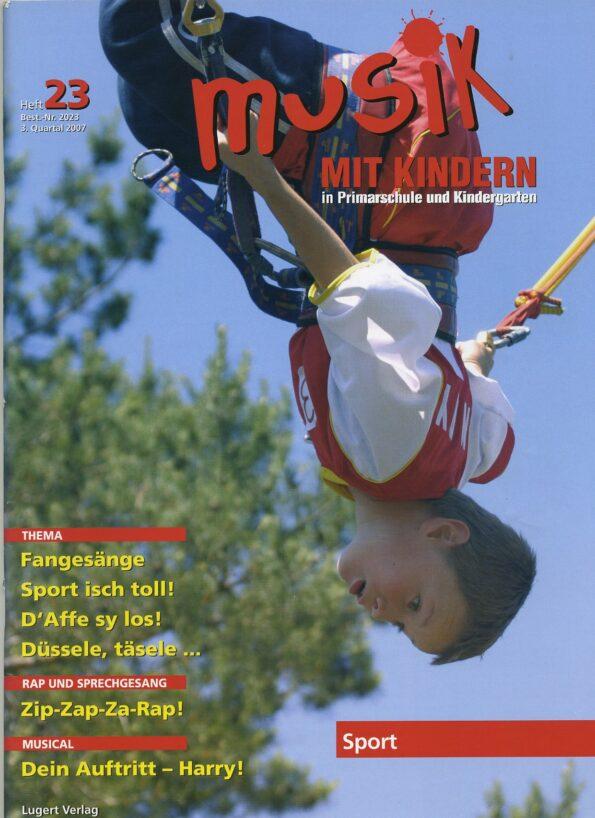 Ausgabe Nr. 23 – Sport