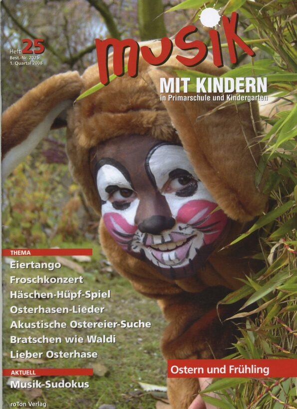 Ausgabe Nr. 25 – Ostern und Frühling