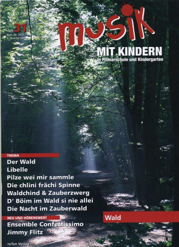 Ausgabe Nr. 31 – Wald