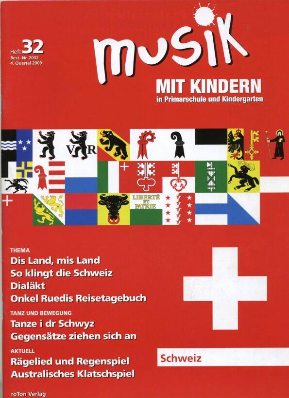 Ausgabe Nr. 32 – So klingt die Schweiz
