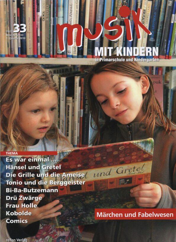 Ausgabe Nr. 33 – Märchen und Fabelwesen