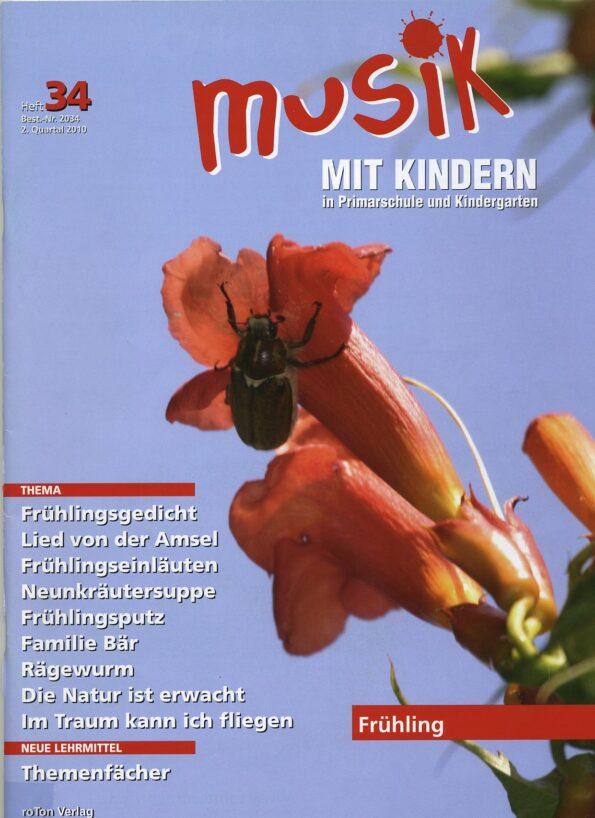 Ausgabe Nr. 34 – Frühling