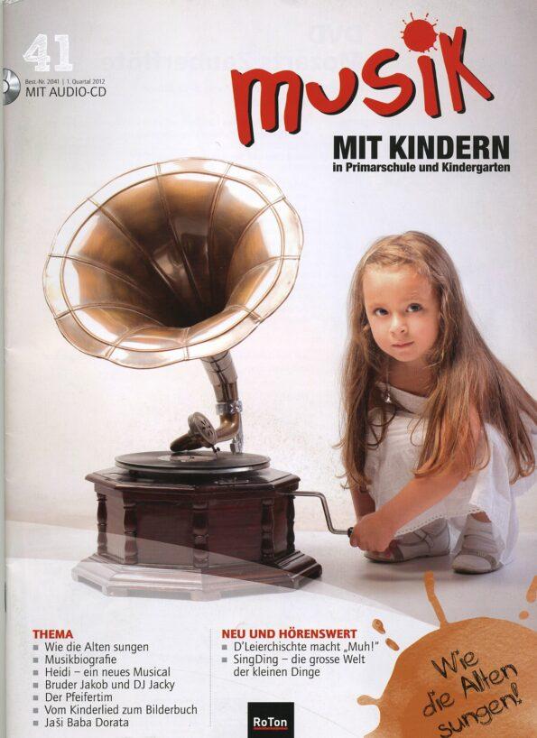 Ausgabe Nr. 41 – Wie die Alten sungen!