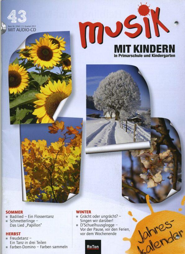 Ausgabe Nr. 43 – Jahreskalender
