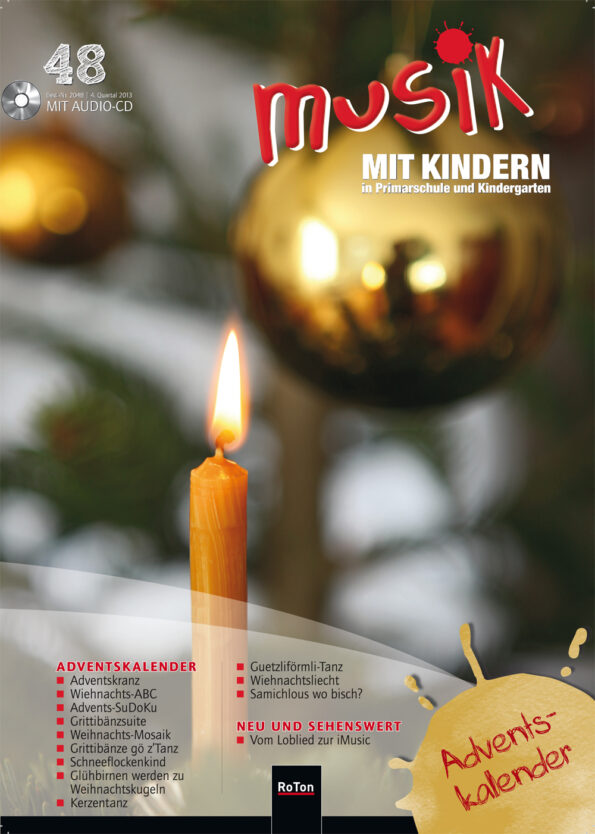 Ausgabe Nr. 48 – Adventskalender