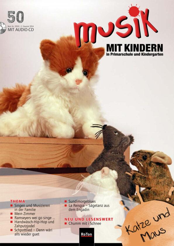 Ausgabe Nr. 50 – Katz und Maus