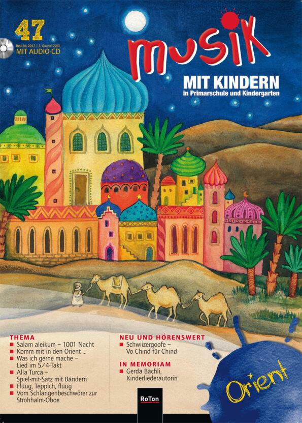 Ausgabe Nr. 47 – Orient