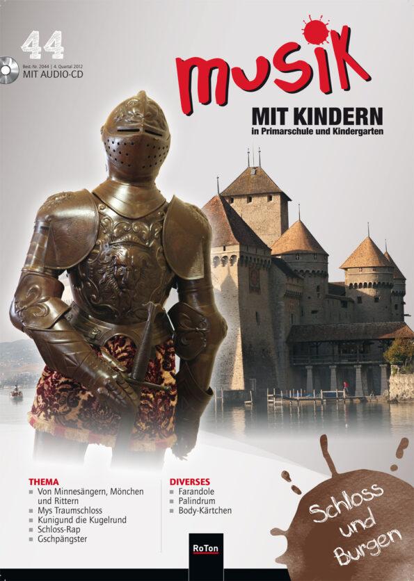 Ausgabe Nr. 44 – Schloss und Burgen