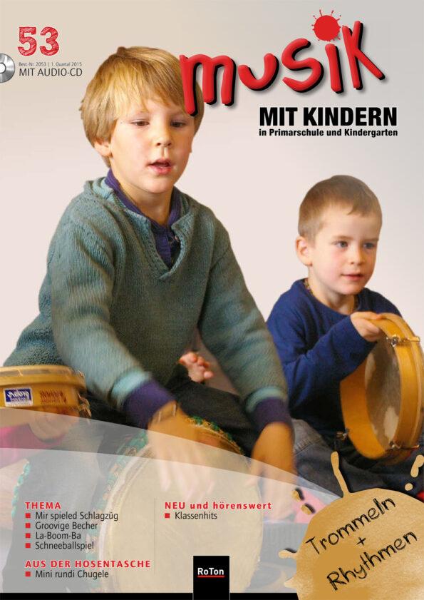 Ausgabe Nr. 53 – Trommeln + Rythmen