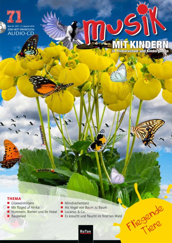 Ausgabe Nr. 71 – Fliegende Tiere