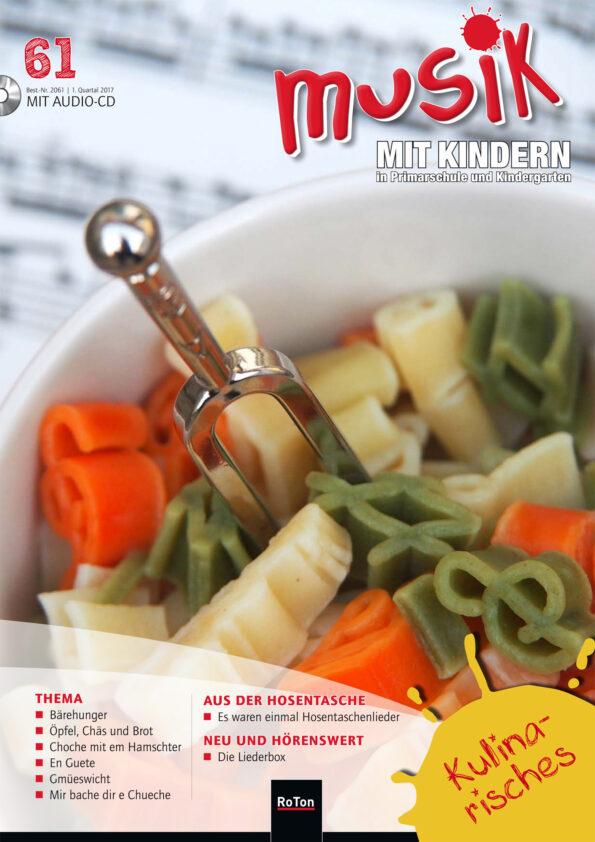 Ausgabe Nr. 61 – Kulinarisches