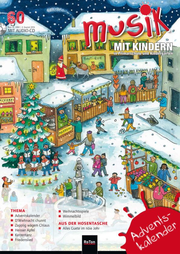 Ausgabe Nr. 60 – Adventskalender