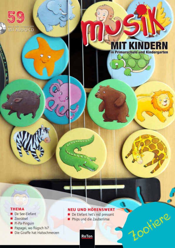 Ausgabe Nr. 59 – Zootiere