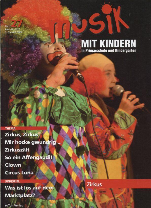 Ausgabe Nr. 27 – Zirkus