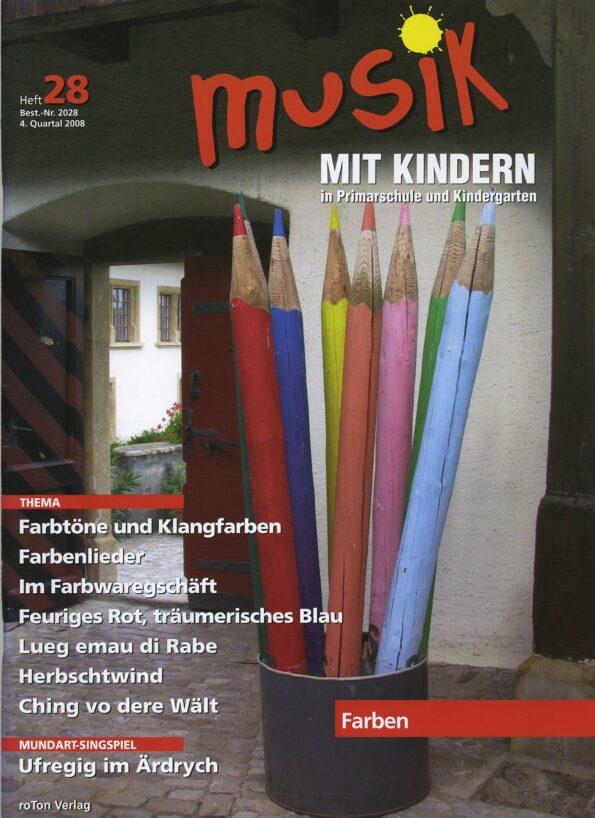 Ausgabe Nr. 28 – Farben