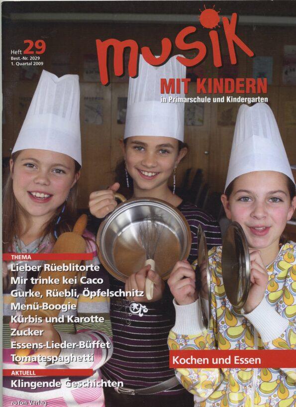 Ausgabe Nr. 29 – Kochen und Essen