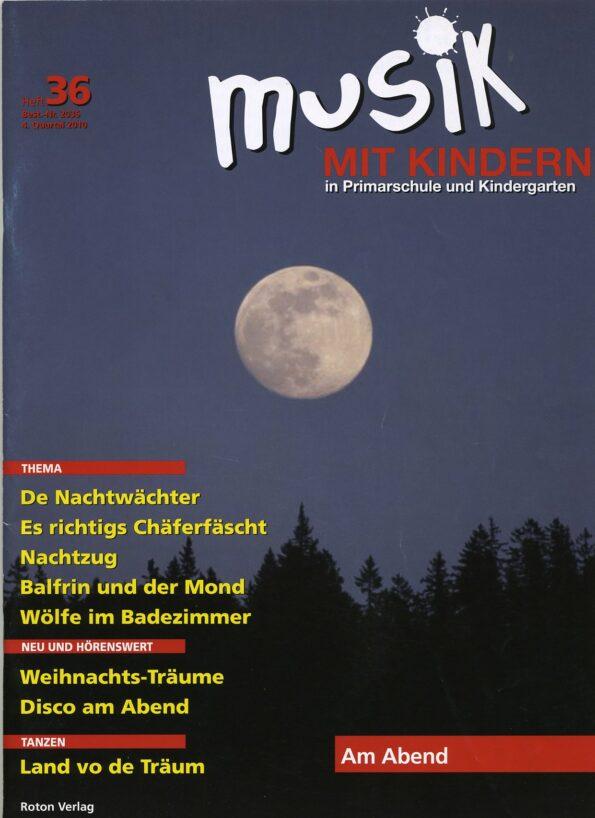Ausgabe Nr. 36 – Am Abend