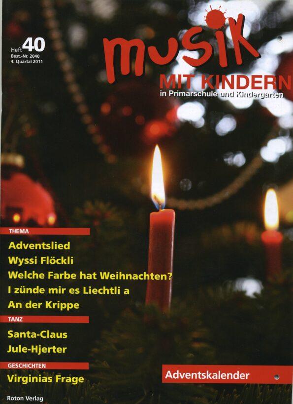 Ausgabe Nr. 40 – Adventskalender