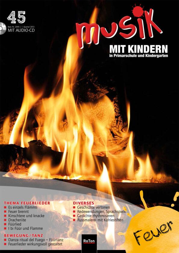 Ausgabe Nr. 45 – Feuer