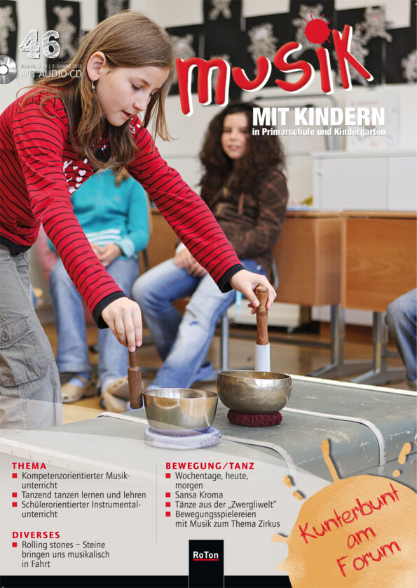 Ausgabe Nr. 46 – Kunterbunt am Forum 4