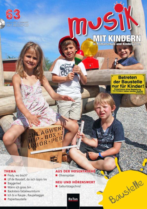 Ausgabe Nr. 63 – Baustelle